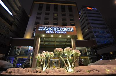 Avantgarde Hotel Levent     Istanbul, Turkey